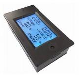 4 in 1 Voltmeter Amperemeter Watt meter Energy meter AC 80-260V 20A