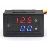 Mini Voltmeter Amperer Meter Digital DC 10A