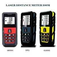 Laser Distance Meter pengukur jarak laser meteran jarak 100m