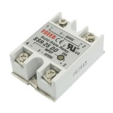 SSR 25DD Single Phase Solid State Module Relay 25A DC 5-60V