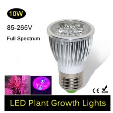 Grow Light Plant E27 Hidroponik Led Epistar