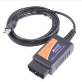 SCANER MOBIL ELM 327 OBD II - USB