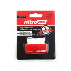 NitroOBD2 Chip Tuning Box Plug and Drive Diesel