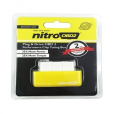 Nitro OBD2 Performance Chip Tuning Box - Penambah Tenaga Mesin Bensin
