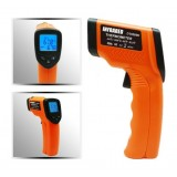 IR Infrared Digital Thermometer with Adjustable Emissivity DT8500H