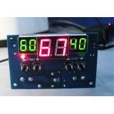 Intelligent Digital Led Thermostat Temperature Controller